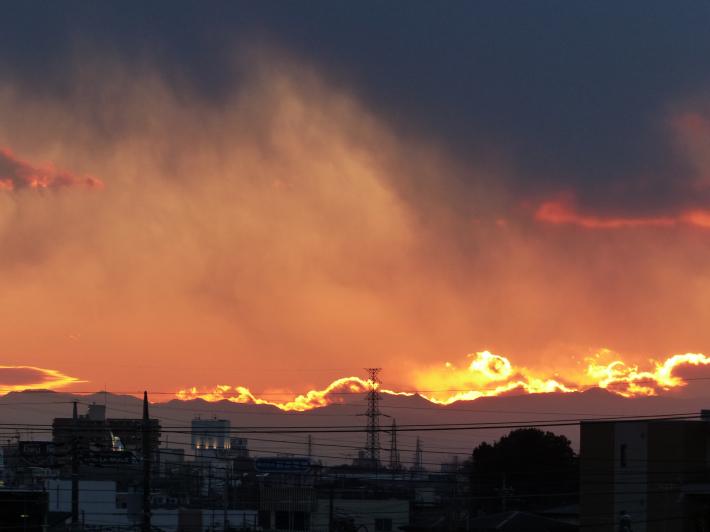 山火事⁈_f0296312_08200524.jpg