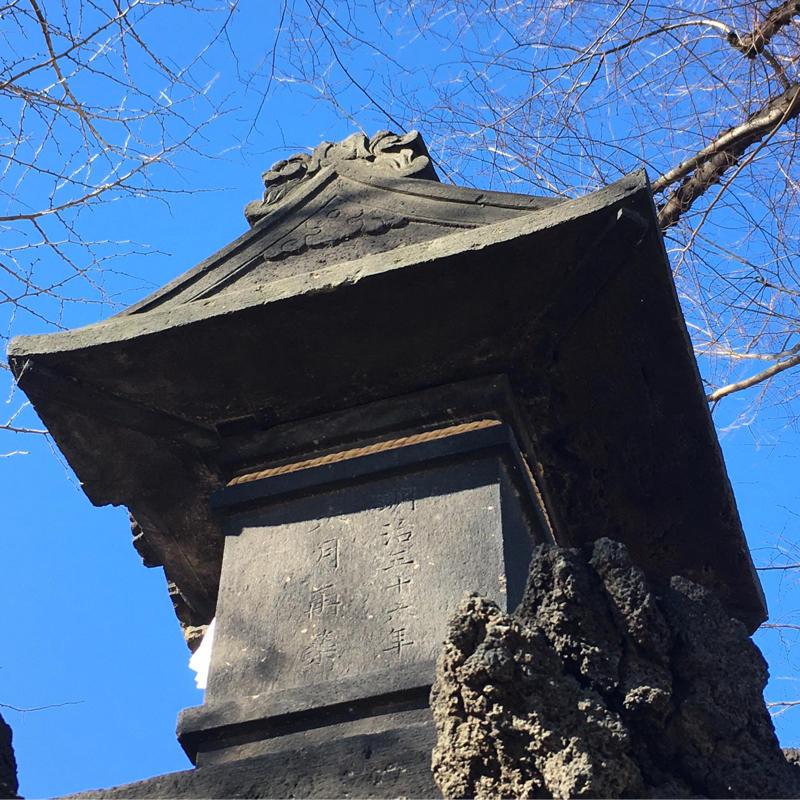 宮城氷川神社で富士塚登山_c0060143_13284511.jpg