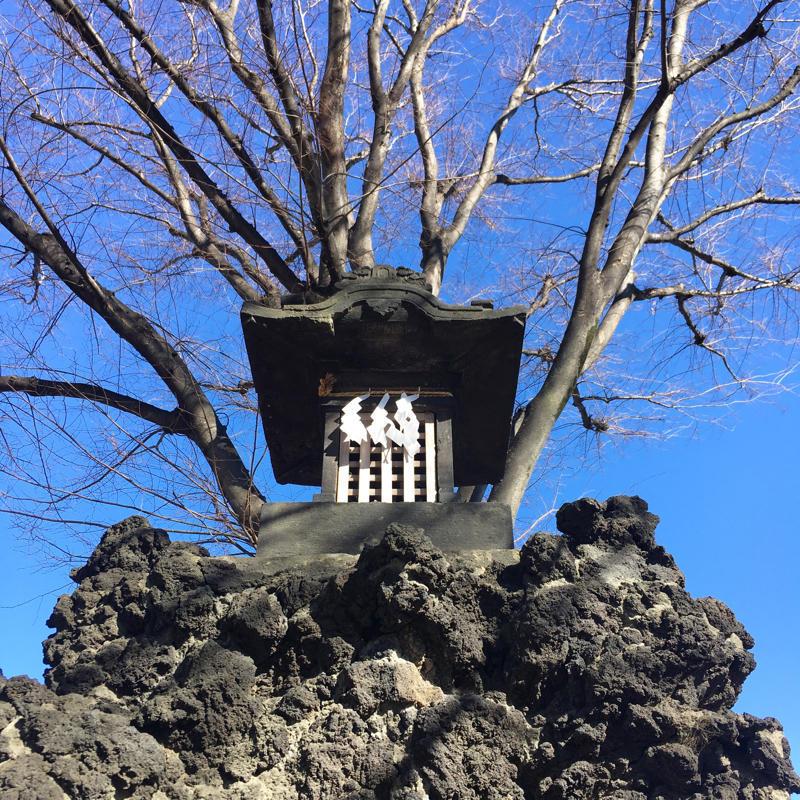 宮城氷川神社で富士塚登山_c0060143_13284871.jpg