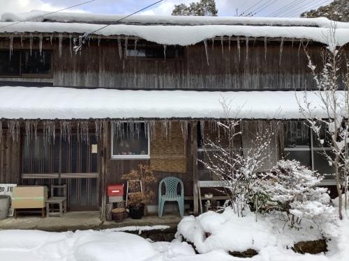 長崎は5年ぶりの大雪〜10日の氷柱_d0336460_12503234.jpeg