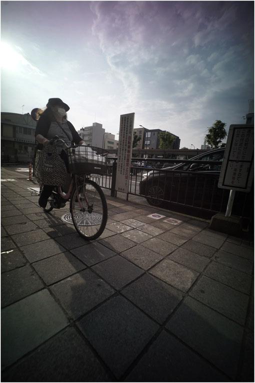 875.02 生き生きと(2020年5月30日ホロゴン15mmF8は勝手知ったる奈良町をのびのび散歩)2 心に音楽を_c0168172_00494847.jpg