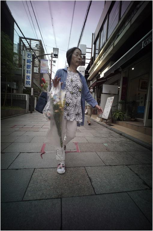 875.02 生き生きと(2020年5月30日ホロゴン15mmF8は勝手知ったる奈良町をのびのび散歩)2 心に音楽を_c0168172_00502231.jpg