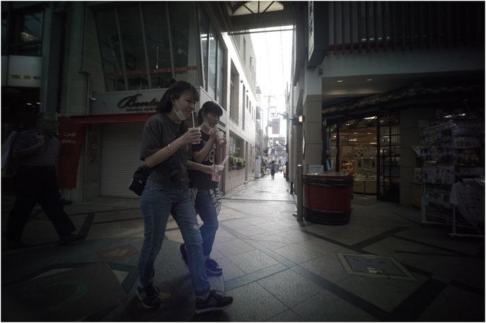 875.02 生き生きと(2020年5月30日ホロゴン15mmF8は勝手知ったる奈良町をのびのび散歩)2 心に音楽を_c0168172_00550201.jpg