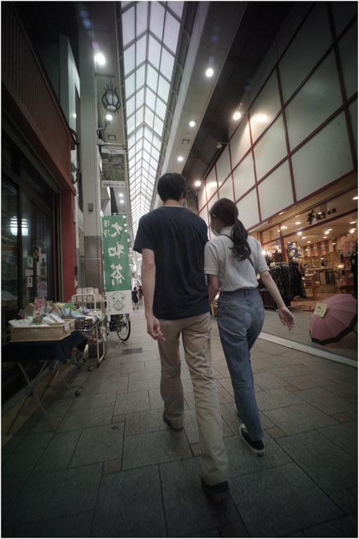 875.02 生き生きと(2020年5月30日ホロゴン15mmF8は勝手知ったる奈良町をのびのび散歩)2 心に音楽を_c0168172_01105658.jpg