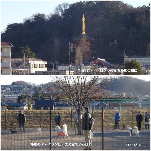 ダイヤモンド富士 散歩 高校サッカー決勝 _c0051105_20460326.jpg