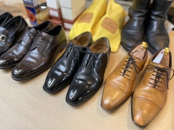 1/10 靴磨きイベントを終えて。_b0081010_19184828.jpeg