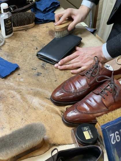 1/10 靴磨きイベントを終えて。_b0081010_19184988.jpeg
