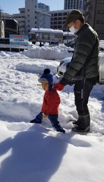 脱出成功、大雪お見舞いありがとうございます。_b0151911_23184265.jpg