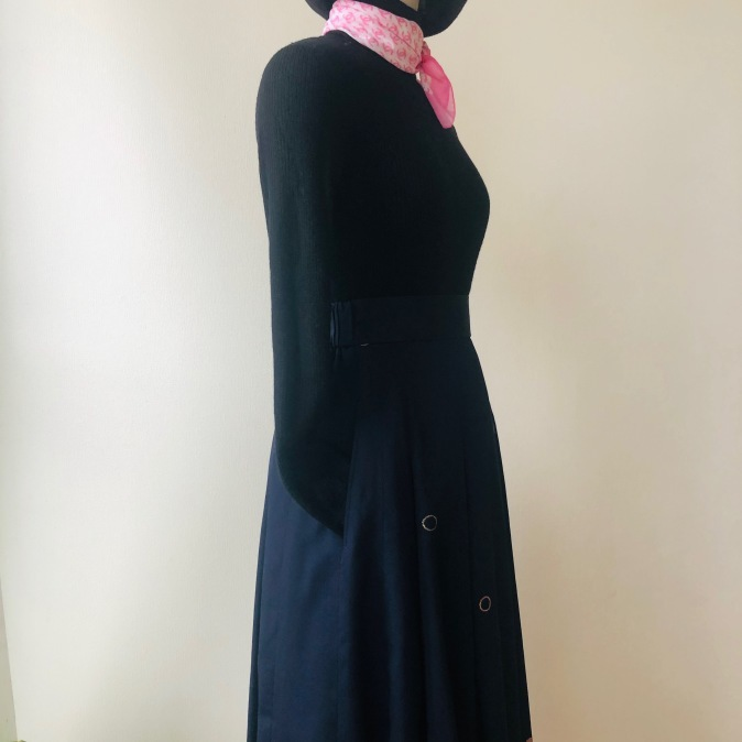 着物リメイク・お召しの着物からマキシスカート_d0127925_10431093.jpg
