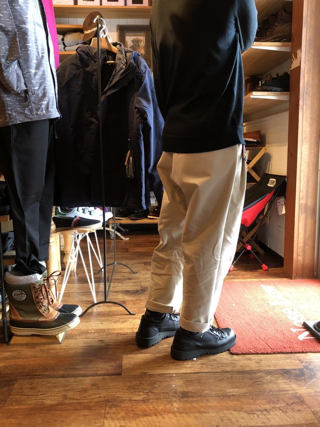 ■Rookie Trousers -JM4109- /Jackman _b0139233_11495329.jpg
