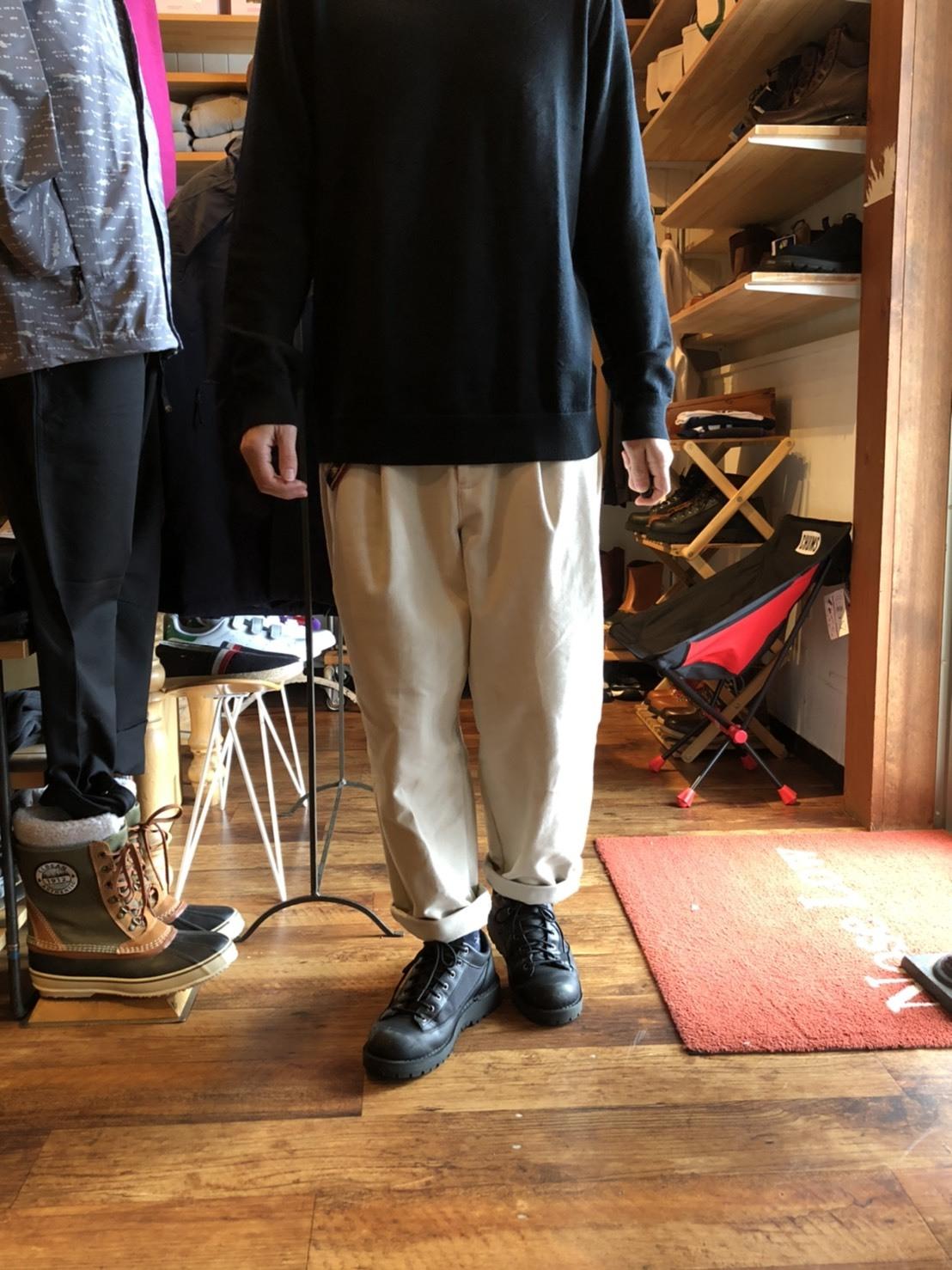 ■Rookie Trousers -JM4109- /Jackman _b0139233_11495370.jpg