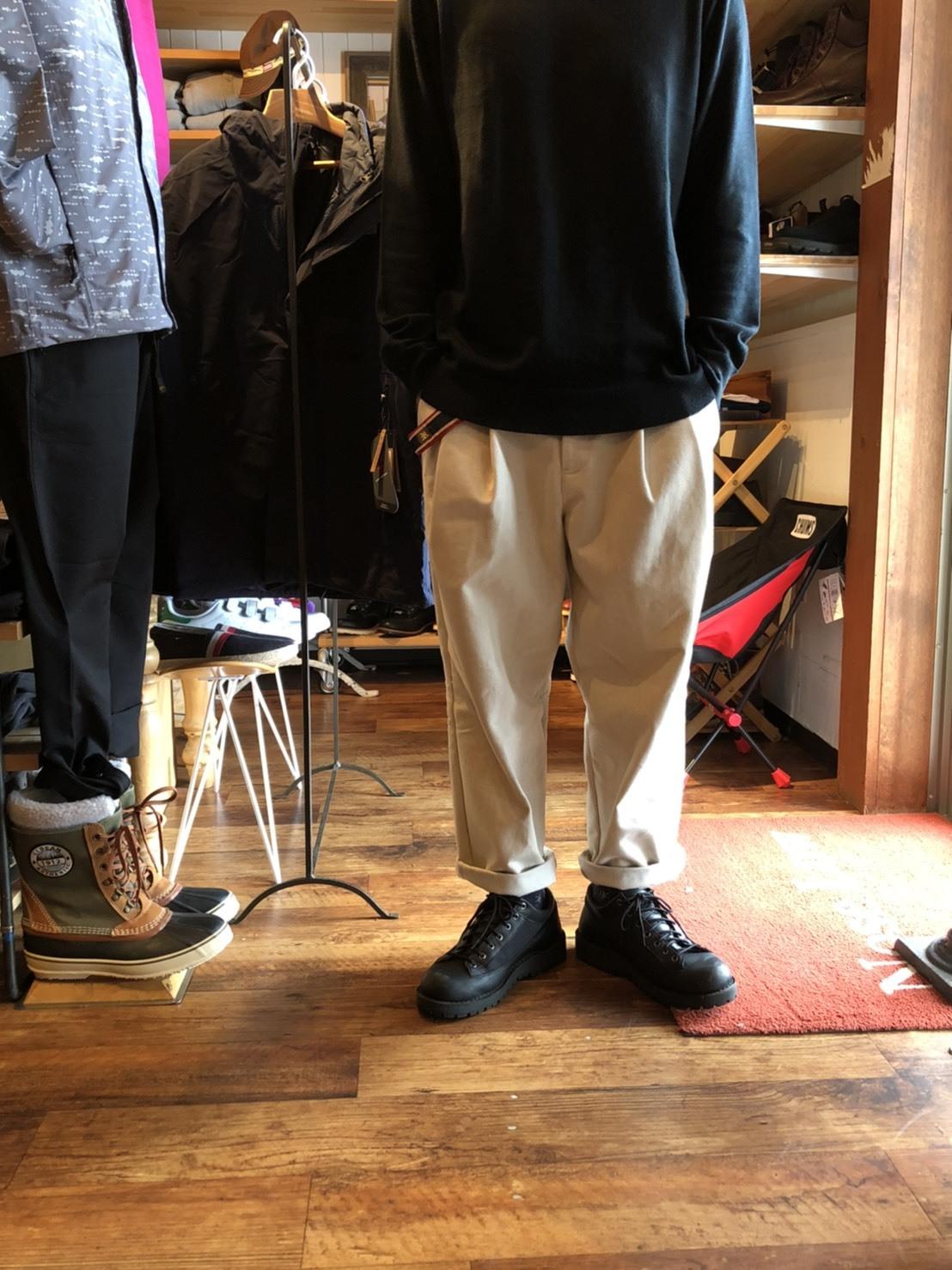 ■Rookie Trousers -JM4109- /Jackman _b0139233_11495390.jpg