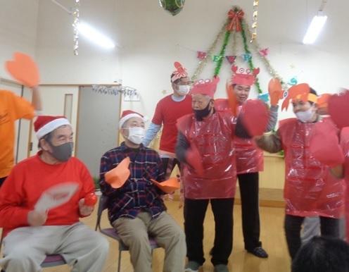 クリスマス会_c0350752_22561470.jpg
