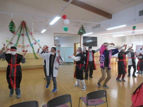 クリスマス会_c0350752_22561552.jpg