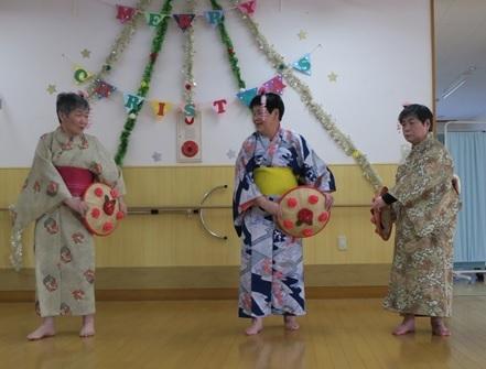 クリスマス会_c0350752_22561584.jpg