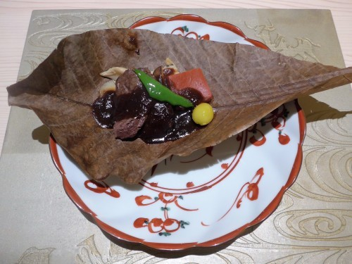 京都・東山「肉割烹ふたご」へ行く。_f0232060_15254389.jpg