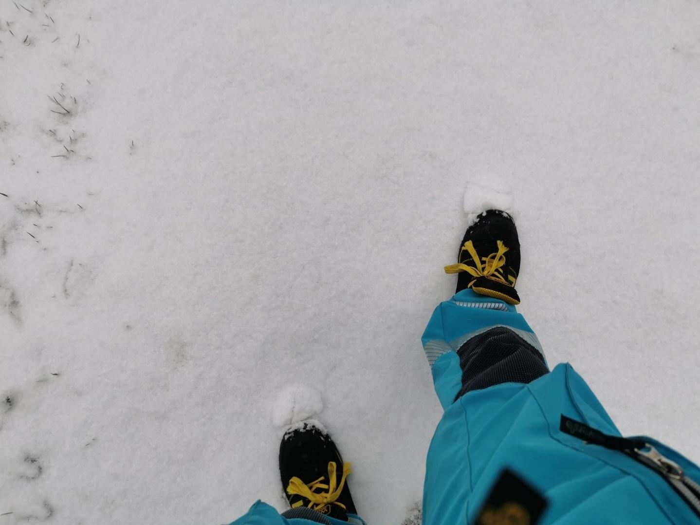 雪山登山な帰り道_f0106597_01001358.jpg