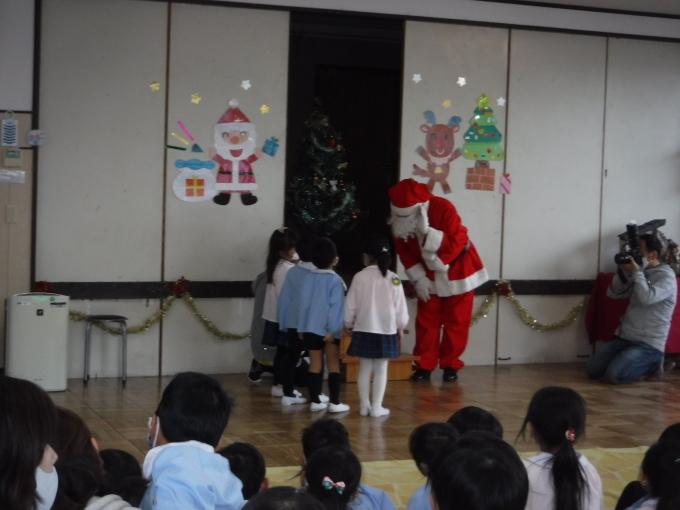 クリスマスパーティー_f0227821_15503698.jpg