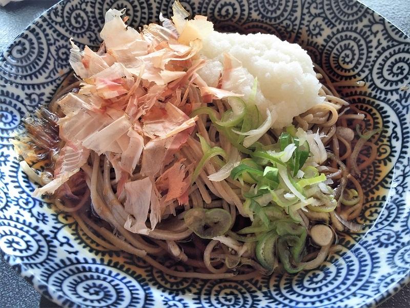 とても美味い蕎麦ランチ_f0076731_20004632.jpg