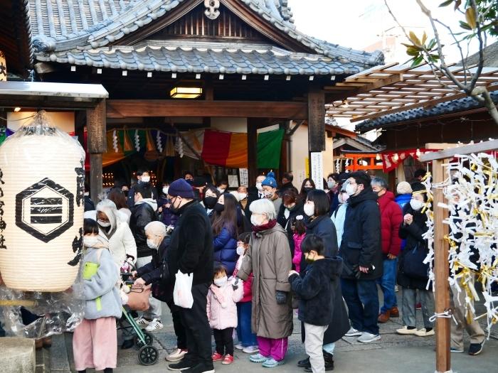 分散参拝の十日戎(東の宮恵美須神社)  2021-01-13 00:00_b0093754_20580874.jpg