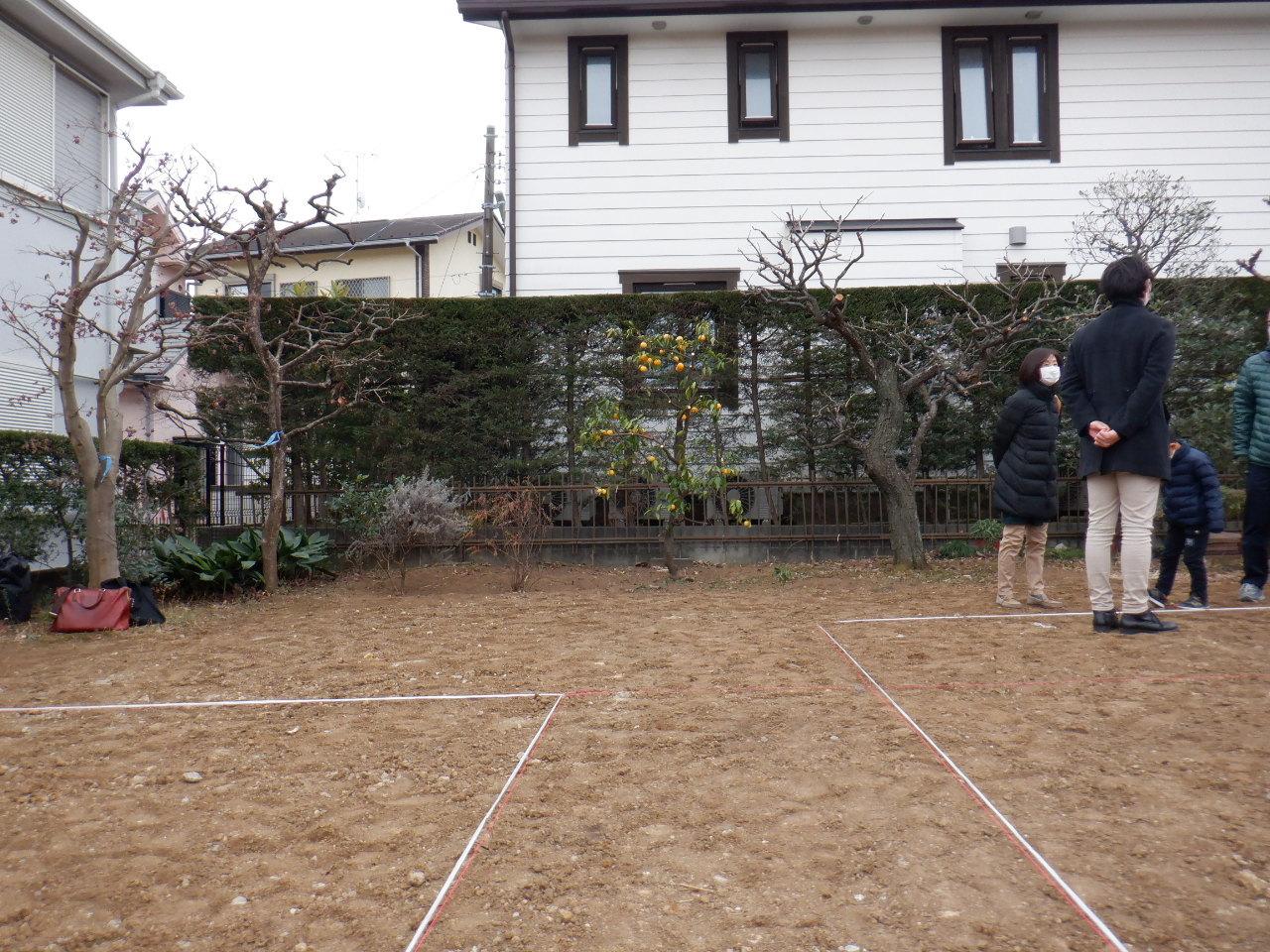 「横浜港北の家」地鎮祭_f0230666_09165358.jpg