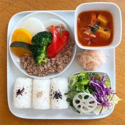 温野菜のそぼろがけ_b0102217_16052246.jpeg
