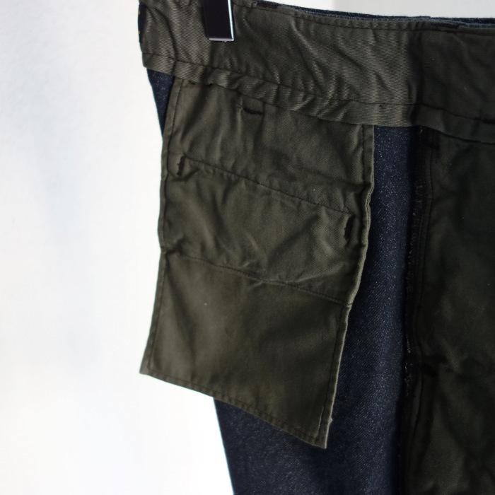 3月の製作 / factory work pants_e0130546_12053112.jpg