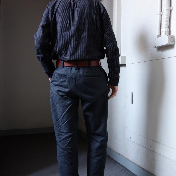 3月の製作 / factory work pants_e0130546_12213111.jpg