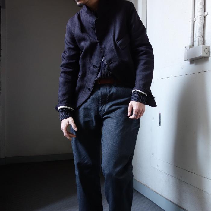 3月の製作 / factory work pants_e0130546_12234955.jpg