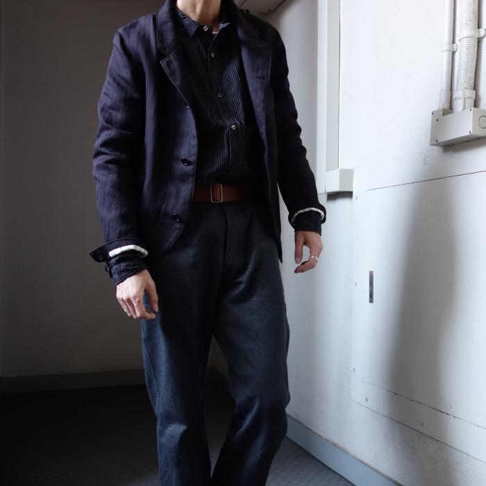 3月の製作 / factory work pants_e0130546_12241023.jpg