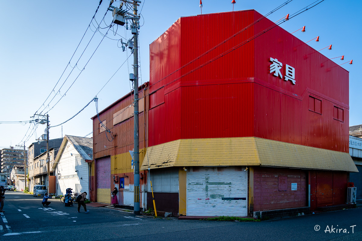 北加賀屋 -6-_f0152550_21245057.jpg