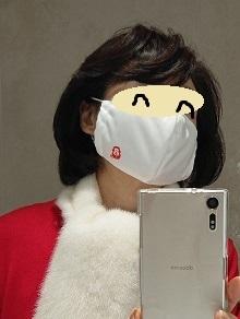 日枝神社のお猿のマスクです_a0264383_19200576.jpg