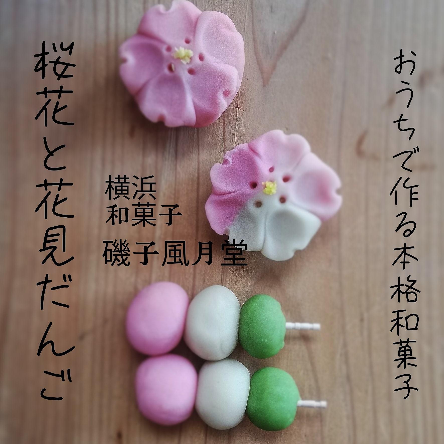 おうちで和菓子 和菓子キット 磯子風月堂_e0092594_22565579.jpg