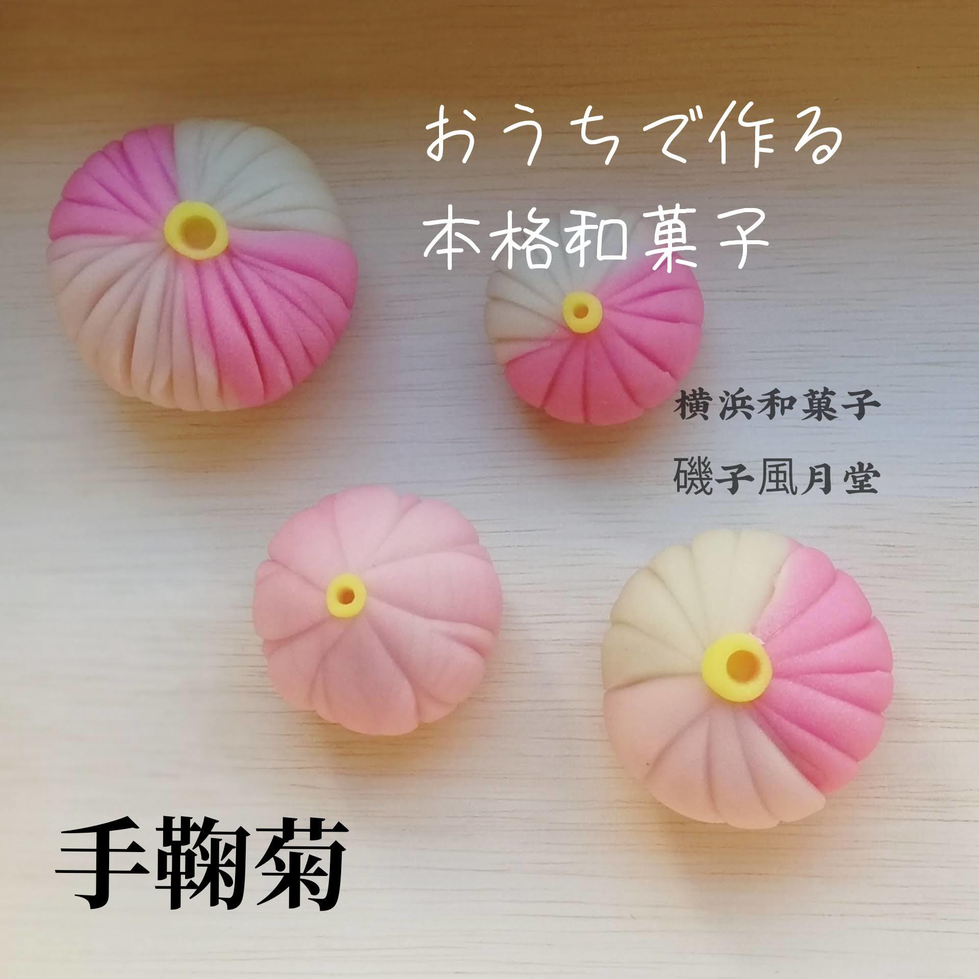 おうちで和菓子 和菓子キット 磯子風月堂_e0092594_22585633.jpg