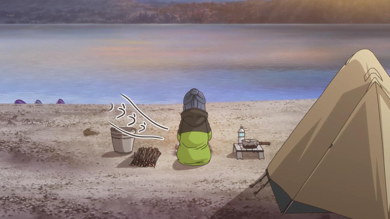 「ゆるキャン△S2」舞台探訪01 身延町古関と本栖湖洪庵キャンプ場(第1話1/3)_e0304702_20562876.jpg