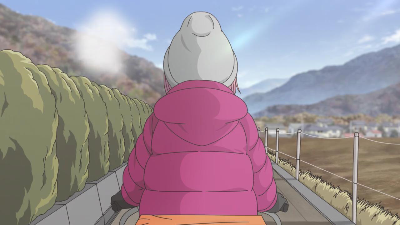 「ゆるキャン△S2」舞台探訪02 身延町で、なでしこ・恵那・千明・あおい・りんのバイト先(第1話2/3)_e0304702_21455267.jpg