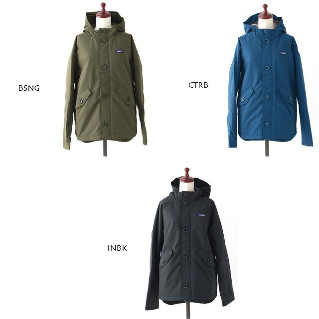 Patagonia [パタゴニア正規代理店] Boys\' Insulated Isthmus Jacket [68045] ボーイズ・インサレーテッド・MEN\'S / LADY\'S_f0051306_17503961.jpg