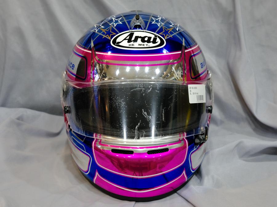 Arai Helmet GP-6S _f0369107_09344348.jpg
