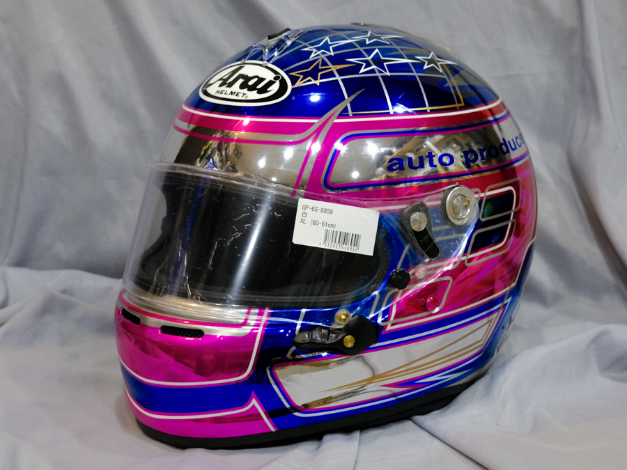 Arai Helmet GP-6S _f0369107_09345155.jpg