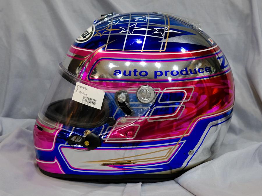 Arai Helmet GP-6S _f0369107_09345825.jpg