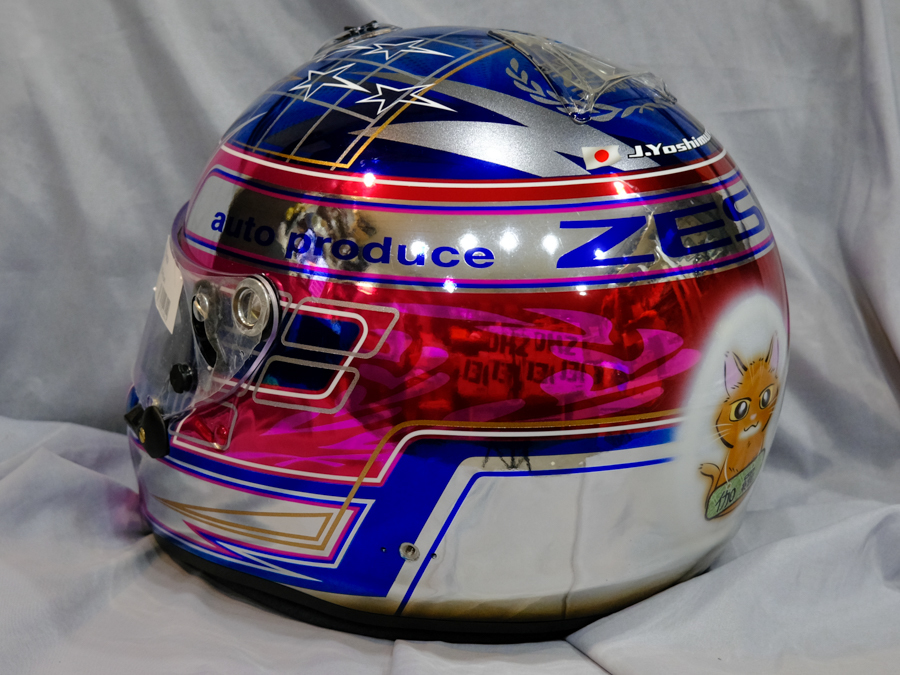Arai Helmet GP-6S _f0369107_09350529.jpg