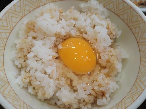 1/14 すき家 さば朝食ライスミニ¥370_b0042308_11473961.jpg
