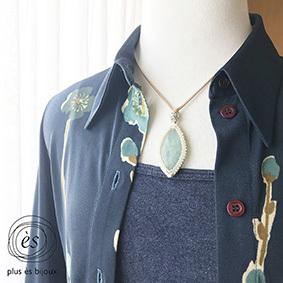 Necklace*Aquamarine_b0327008_19075112.jpg