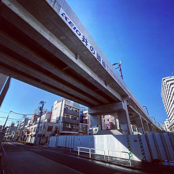 世田谷区北沢 / iPhone 11_c0334533_16233455.jpg