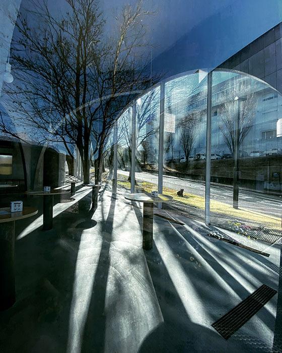 多摩美術大学 八王子図書館 / iPhone 11_c0334533_19191483.jpg