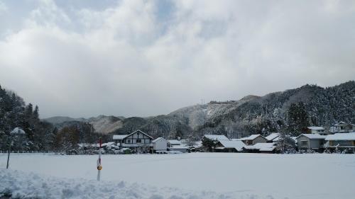 大雪に見舞われた年末年始でした。_c0300035_16473882.jpg