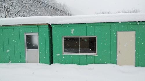 大雪に見舞われた年末年始でした。_c0300035_17181281.jpg