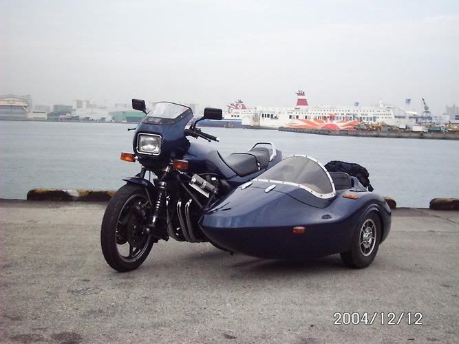 お勧めのサイドカー YAMAHA  XJ750EⅡ+クマガヤ_e0218639_10173950.jpg