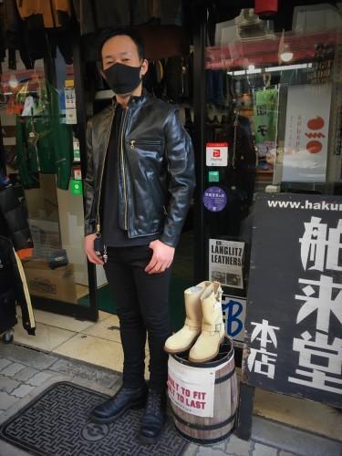 VANSON B 舶来堂別注_f0349544_14214855.jpg