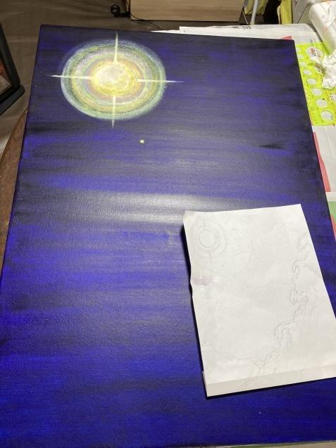 月姫ちゃんの背景画〜♪_b0162357_14140003.jpeg